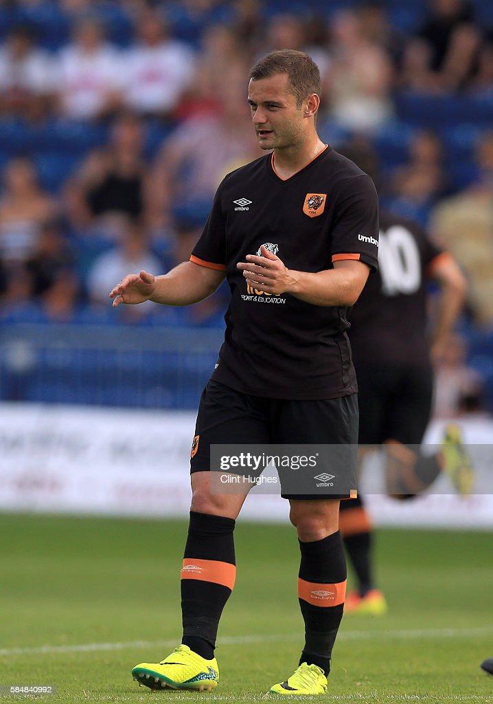 Mansfield Town v Hull City - Pre-Season Friendly