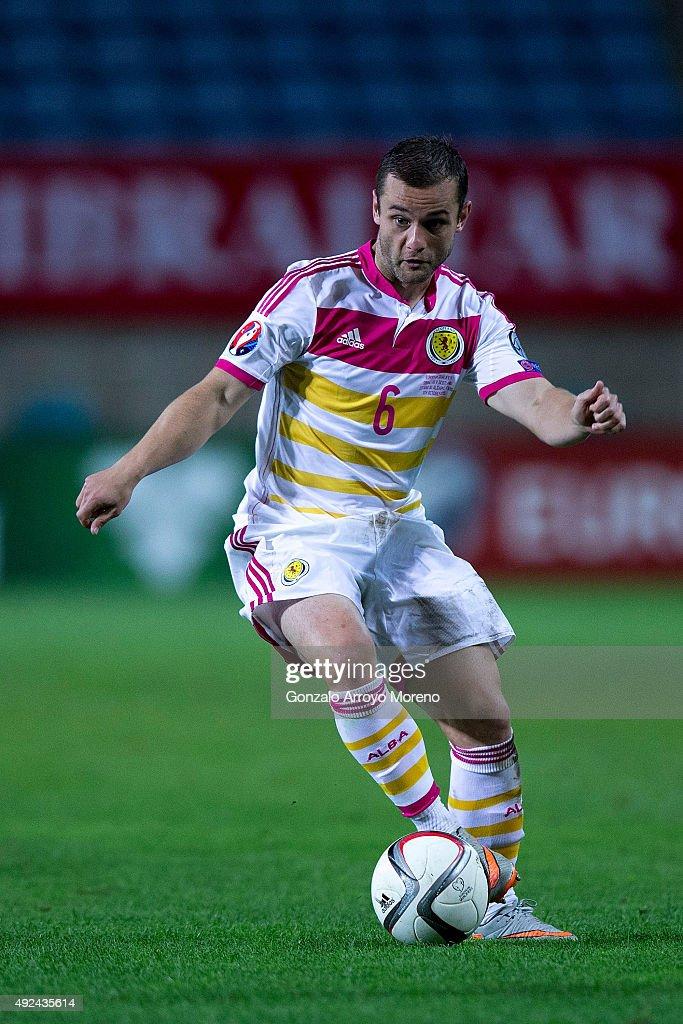 Gibraltar v Scotland - UEFA EURO 2016 Qualifier