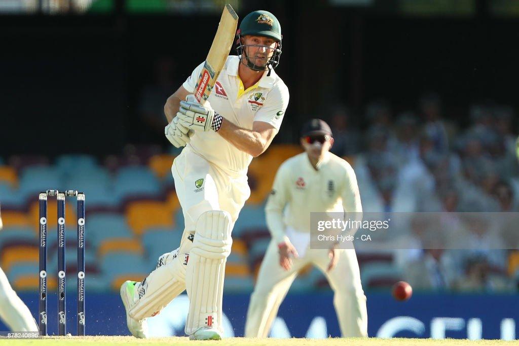 Australia v England - First Test: Day 2 : News Photo