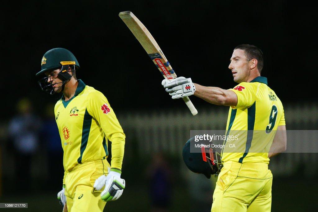Australia v South Africa - 3rd ODI : News Photo