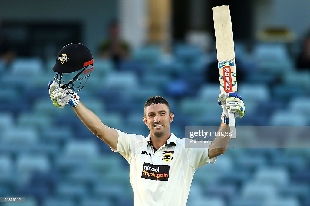 Sheffield Shield - WA v SA: Day 3