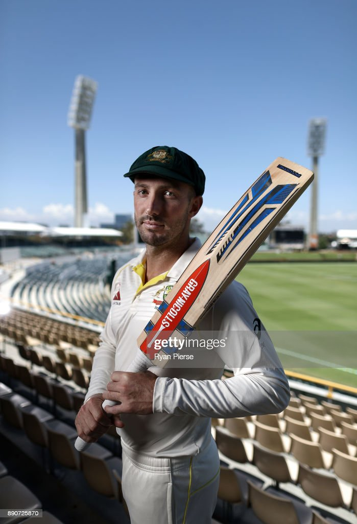 Shaun Marsh Portrait Session