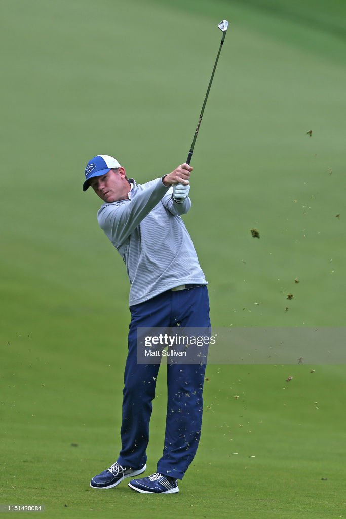 NY: Senior PGA Championship - Round Two
