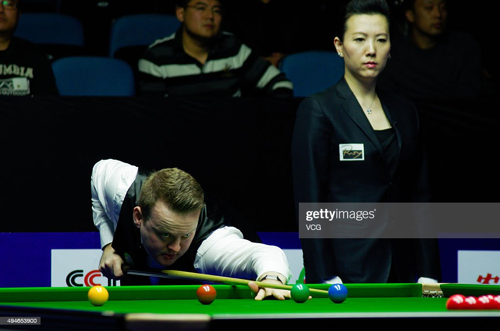 Snooker International Championship 2015 - Day 4
