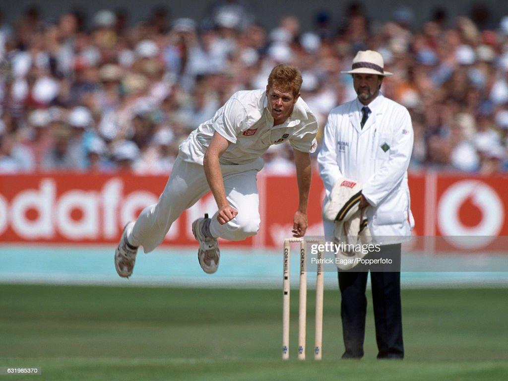 5th Test Match - England v South Africa : News Photo