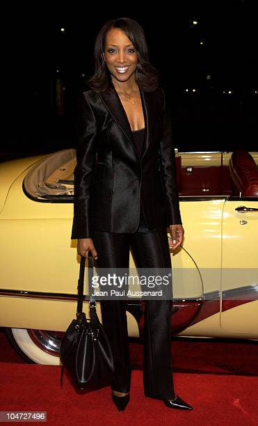 Shaun Robinson during ATAS Daily Variety Honor The 54th Annual Primetime Emmy Awards Nominees at Spago in Beverly Hills California United States