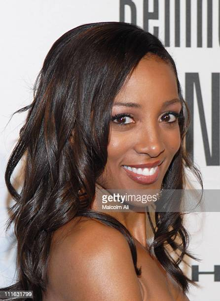 Shaun Robinson during DAIMLERCHRYSLER Celebrates Fifth Anniversary of BEHIND THE LENS Award at Beverly Hilton in Beverly Hills CA United States