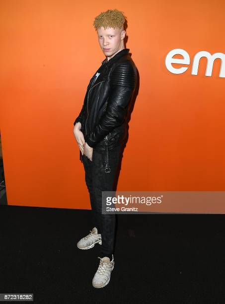 Shaun Ross arrives at the Ember Launch Celebrating A Journey Through Temperature And Taste at Goya Studios on November 8 2017 in Los Angeles...