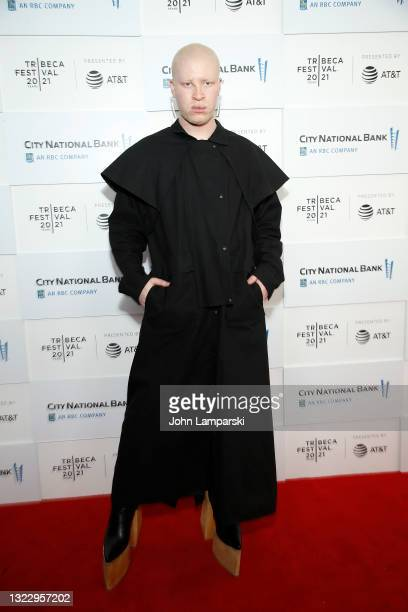 """Shaun Ross attends """"Legend of the Underground"""" during the 2021 Tribeca Festival on June 10, 2021 in New York City."""