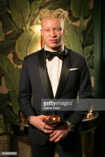 Shaun Ross attends the Circus Magazine Oscars Celebration Hosted By Steve Shaw and Jonas Tahlin CEO Absolut Elyx Sponsored by Volvo and Vaseline on...