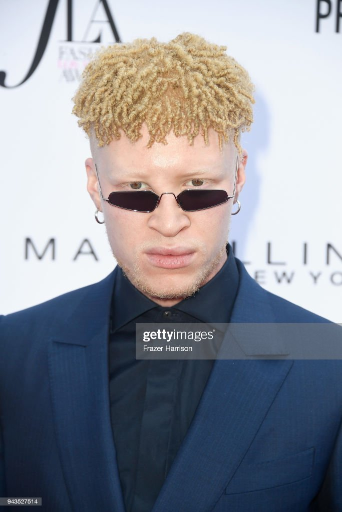 Shaun Ross attends The Daily Front Row's 4th Annual Fashion Los Angeles Awards at Beverly Hills Hotel on April 8, 2018 in Beverly Hills, California.