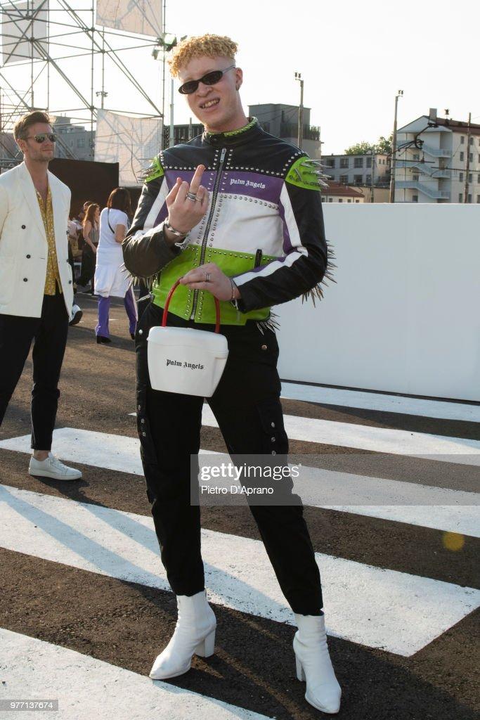 Palm Angels - Front Row - Milan Men's Fashion Week Spring/Summer 2019