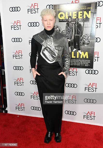 """Shaun Ross attends the """"Queen & Slim"""" Premiere at AFI FEST 2019 presented by Audi at the TCL Chinese Theatre on November 14, 2019 in Hollywood,..."""