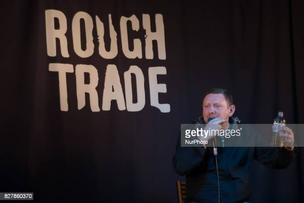 Shaun Ryder of British rock band Black Grape and Happy Mondays held a QampA at Rough Trade East London on August 8 2017 The current lineup is made by...