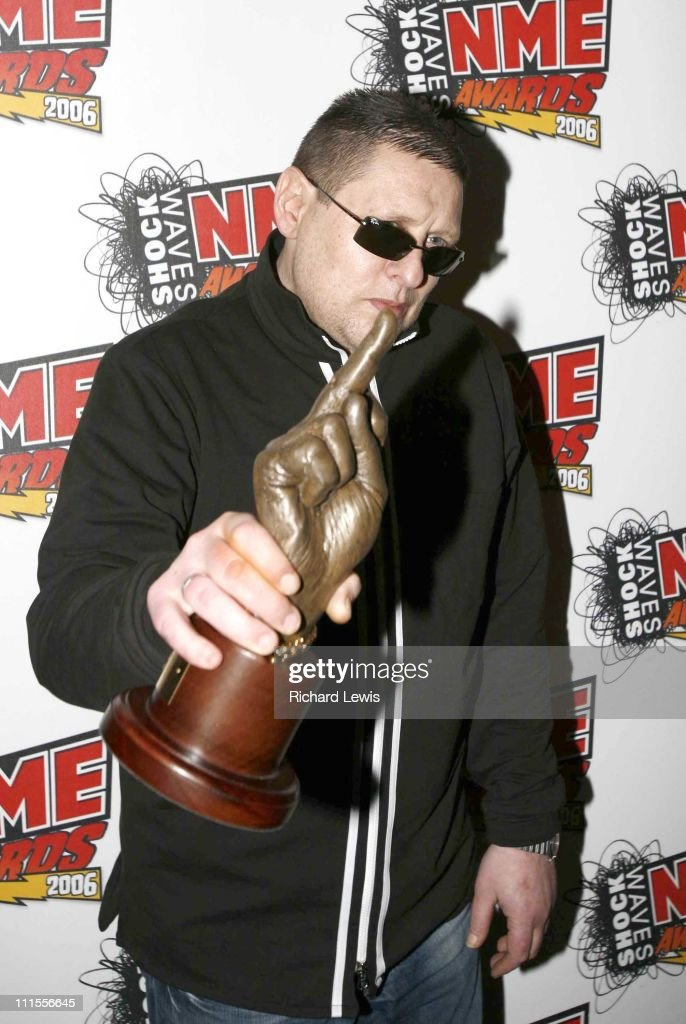 Shockwaves NME Awards 2006 û Press Room