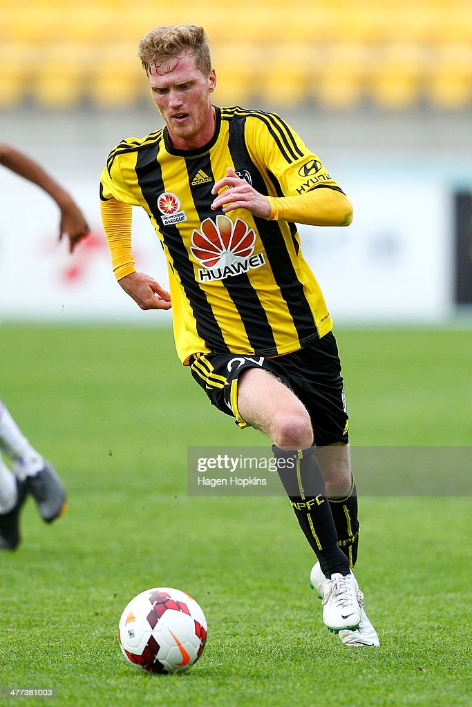 A-League Rd 22 - Wellington v Perth