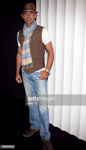 Shaun Toub attends Mi6 Nightclub Grand Opening Party on September 15 2009 in West Hollywood California