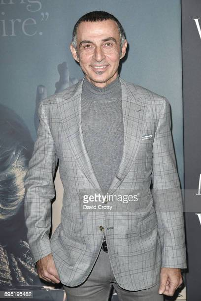 Shaun Toub attends the Premiere Of Sony Pictures Entertainment's 'All The Money In The World' Arrivals at Samuel Goldwyn Theater on December 18 2017...