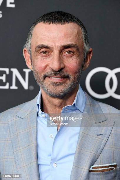 Shaun Toub attends the world premiere of Walt Disney Studios Motion Pictures Avengers Endgame at the Los Angeles Convention Center on April 22 2019...