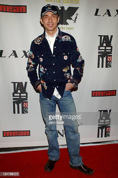 Shaun Toub during Joy Bryant, Elizabeth Banks and Bijou Phillips Host Mean Magazine Release Party Sponsored by Antik Denim and Amp'd Mobile at LAX in...