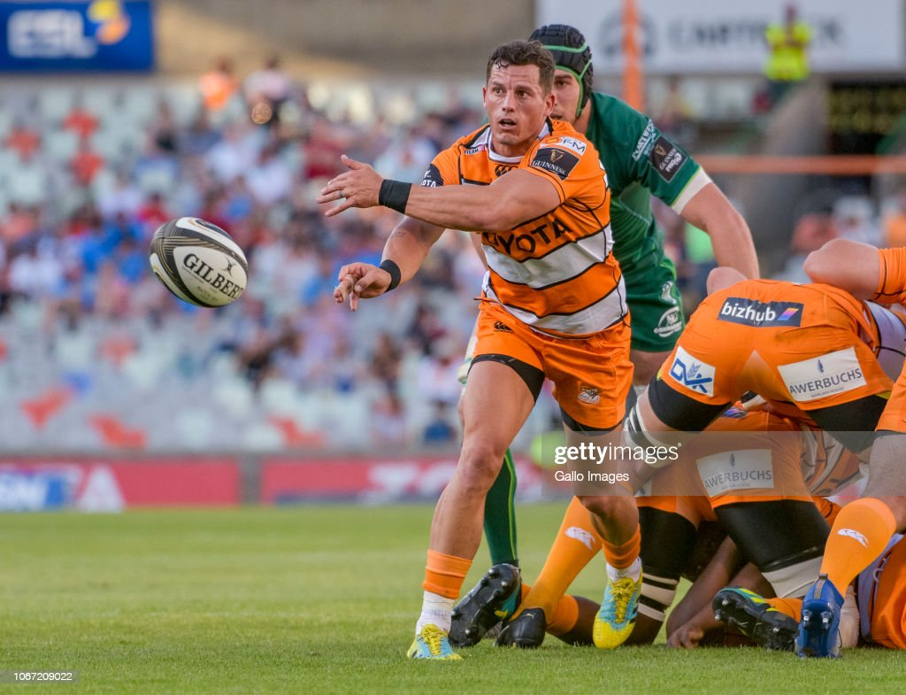Cheetahs v Connacht Rugby - Guinness Pro14 : Nyhetsfoto
