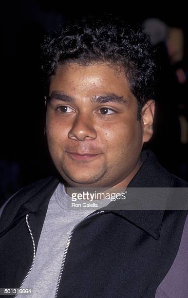 Shaun Weiss attends NBC Summer Press Tour on July 20 1997 at the Ritz Carlton Hotel in Pasadena California