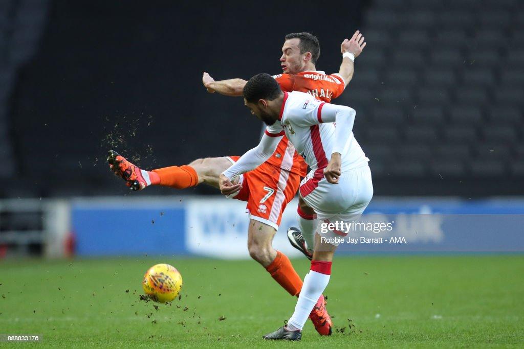 Milton Keynes Dons v Shrewsbury Town - Sky Bet League One