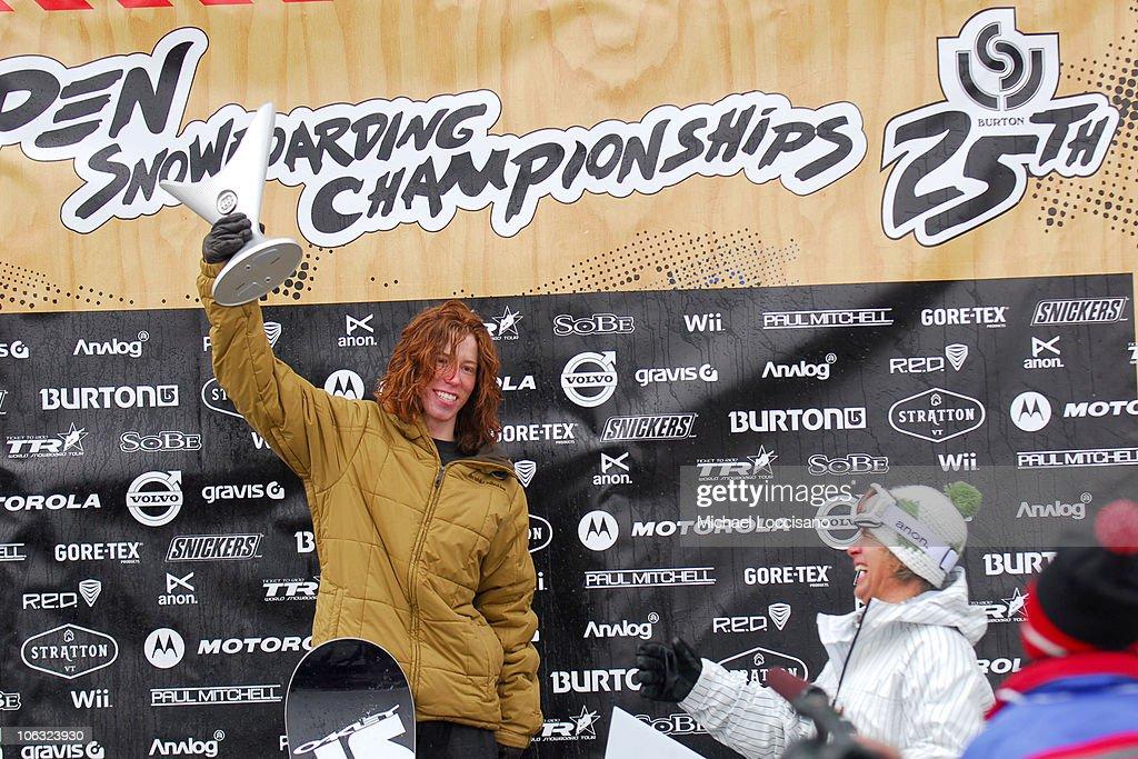 25th Annual Burton U.S. Open - 2007 : News Photo