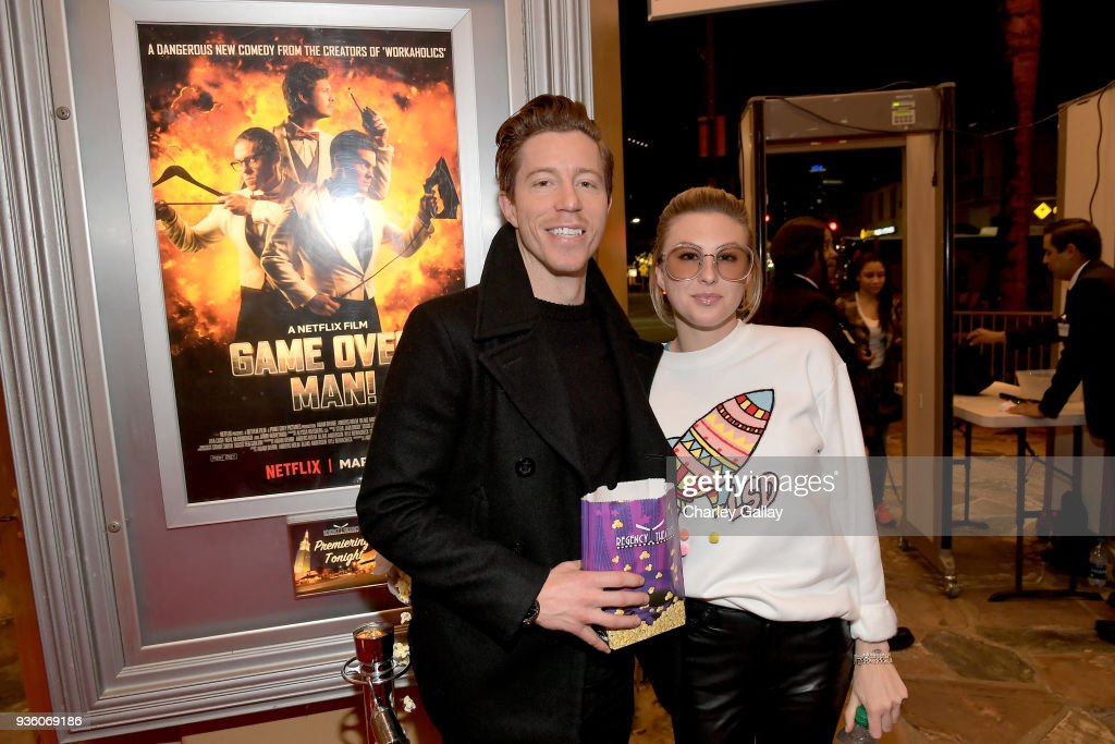 "Premiere of the Netflix Film ""Game Over, Man!"" at the Regency Village Westwood in Los Angeles"