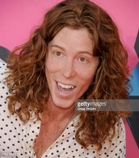 Shaun White attends Nickelodeon's 23rd Annual Kids' Choice Awards held at Pauley Pavilion at UCLA on March 27, 2010 in Los Angeles, California.