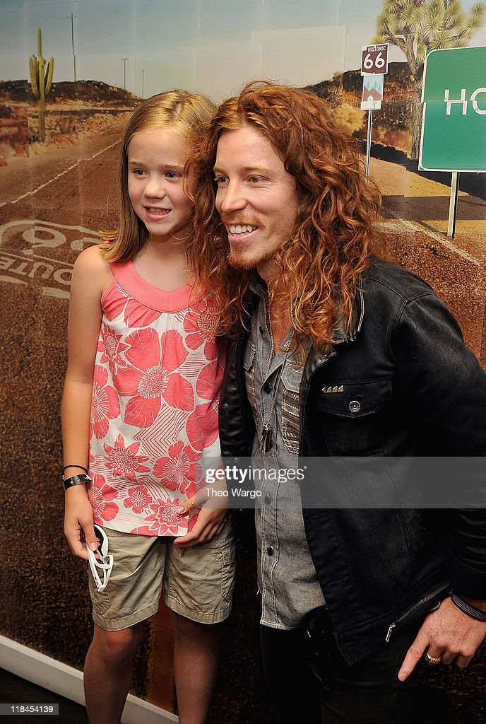 90ba700e15 Shaun White Debuts Oakley Holbrook Collection Exclusively At Sunglass Hut    News Photo