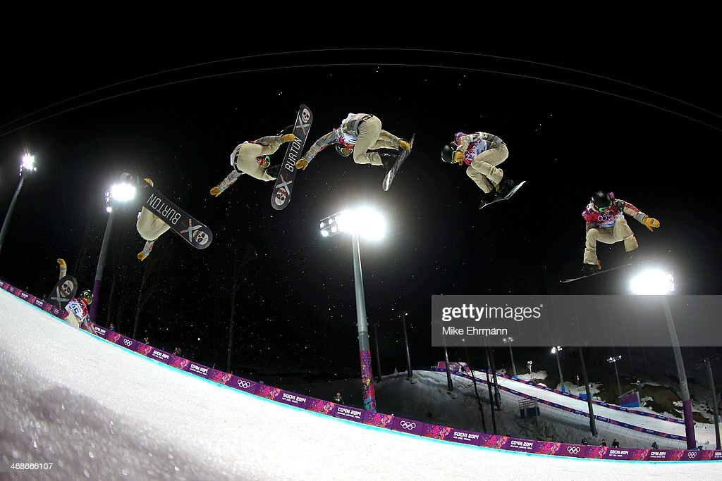 Snowboard - Winter Olympics Day 4