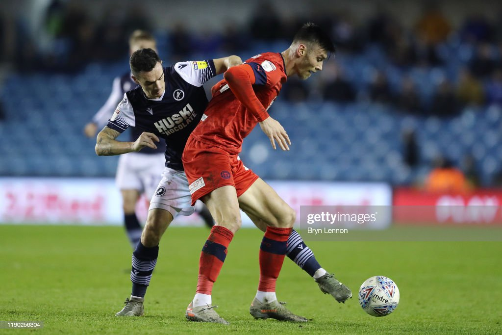 Millwall v Wigan Athletic - Sky Bet Championship : News Photo