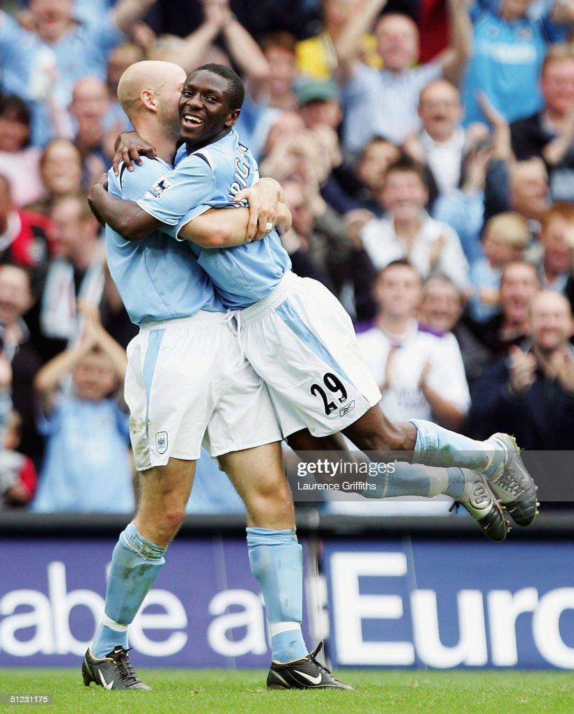 Manchester City v Charlton Athletic