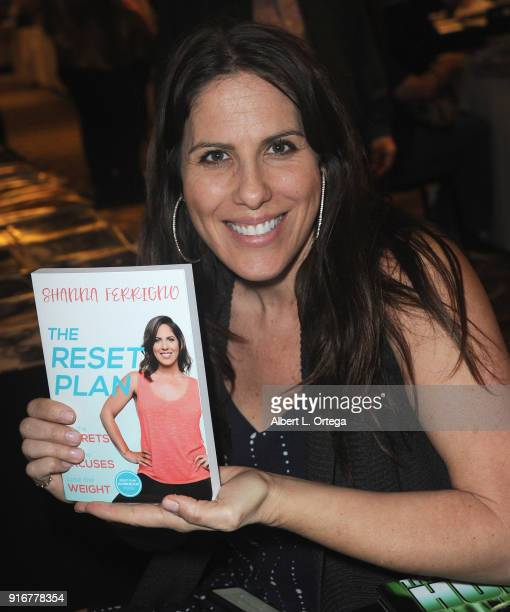 Shauna Ferrigno attends The Hollywood Show held at Westin LAX Hotel on February 10 2018 in Los Angeles California