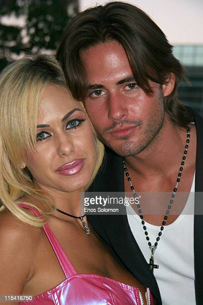 Shauna Sand and Loren Birdwell during Porta Bella Grand Opening Party Sponsored by Spago at Porta Bella in Beverly Hills California United States