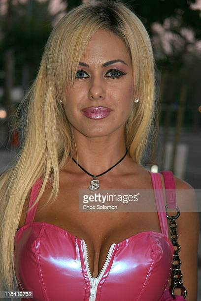 Shauna Sand during Porta Bella Grand Opening Party Sponsored by Spago at Porta Bella in Beverly Hills California United States