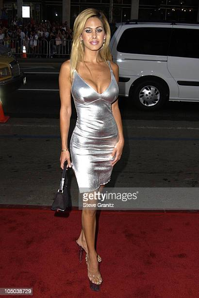 Shauna Sand during 'Windtalkers' Premiere at Grauman's Chinese Theatre in Hollywood California United States