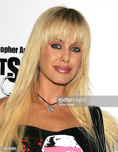 Shauna Sand Lamas during In Touch Weekly Presents Pets and Their Stars Unleashed at Cabana Club in Los Angeles California United States