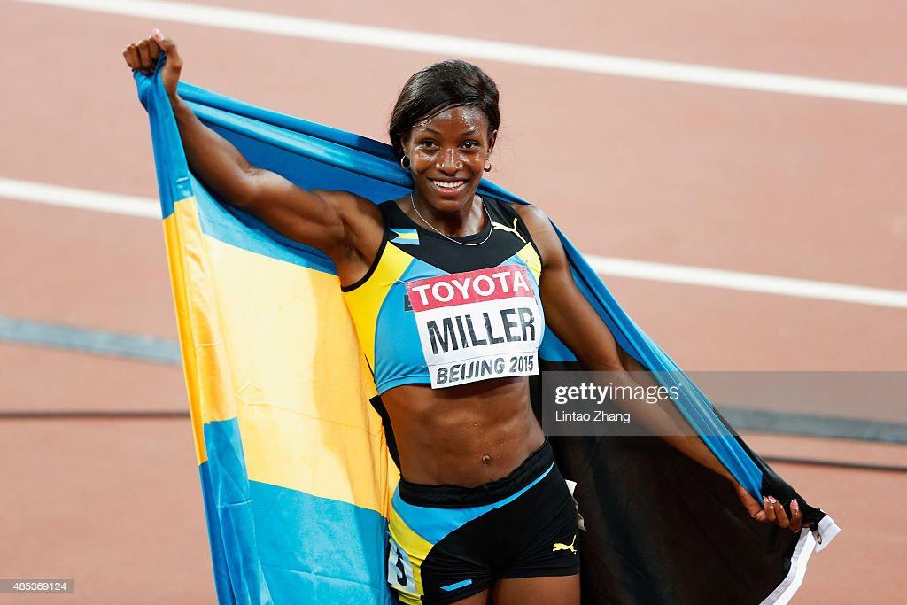 15th IAAF World Athletics Championships Beijing 2015 - Day Six : News Photo