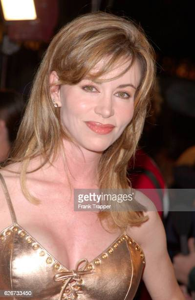 """Shaune Bagwell arrives at the premiere screening of """"Shallow Hal."""""""