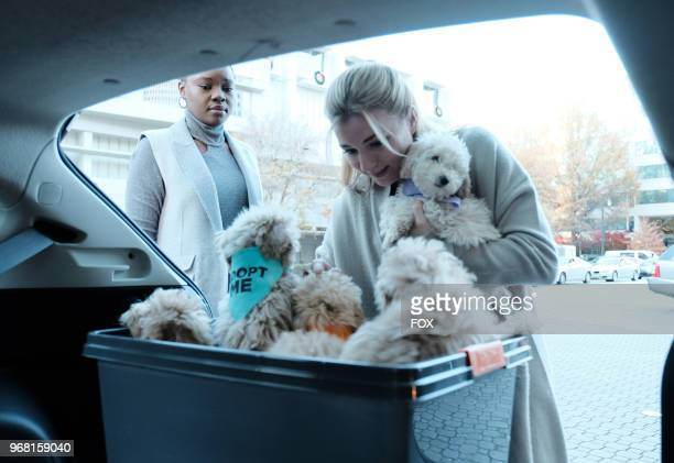 Shaunette Renée Wilson and Emily VanCamp in the 'Lost Love' episode of THE RESIDENT airing Monday March 26 on FOX