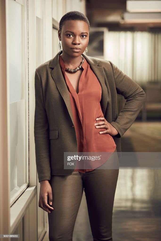Shaunette Renée Wilson as Dr. Mina Okafor in THE RESIDENT premiering Sunday, Jan. 21 (10:00-11:00 PM ET/7:00-8:00 PM PT), following the NFC CHAMPIONSHIP GAME, and makes its time period premiere on Monday, Jan. 22 (9:00-10:00 PM ET/PT).on FOX.