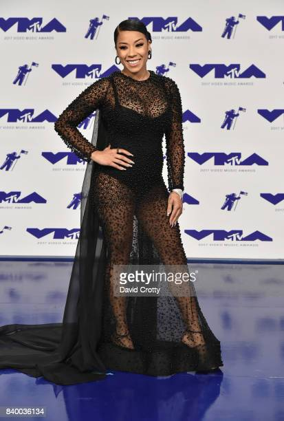 Shaunie O'Neal attends the 2017 MTV Video Music Awards at The Forum on August 27 2017 in Inglewood California