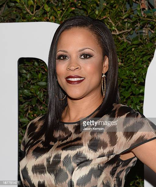Shaunie O'Neal attends the premiere of The Weinstein Company's Mandela Long Walk To Freedom at ArcLight Cinemas on November 11 2013 in Hollywood...
