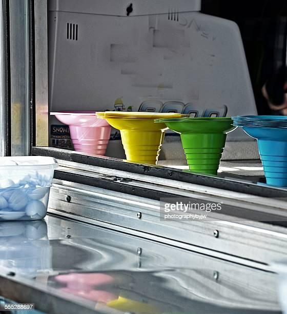 Shaved Ice Vendor