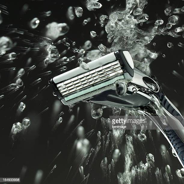 shaver - razor stock photos and pictures