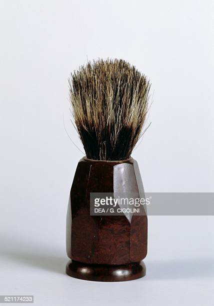 Shaving brush with bakelite handle 1930 Italy 20th century Italy