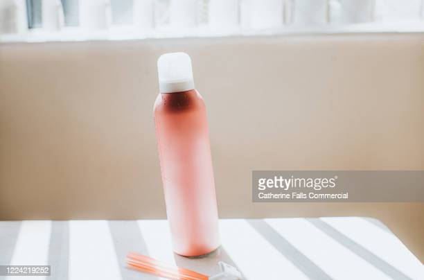 shaving foam - armpit hair stock pictures, royalty-free photos & images
