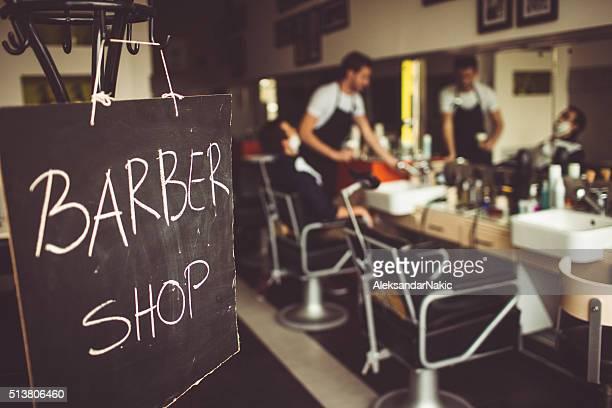 Tempo de Barbear